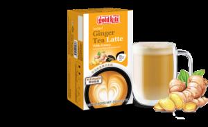 Ginger Tea Latte